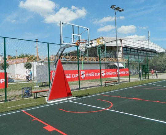 multifunkcionalni sportski teren